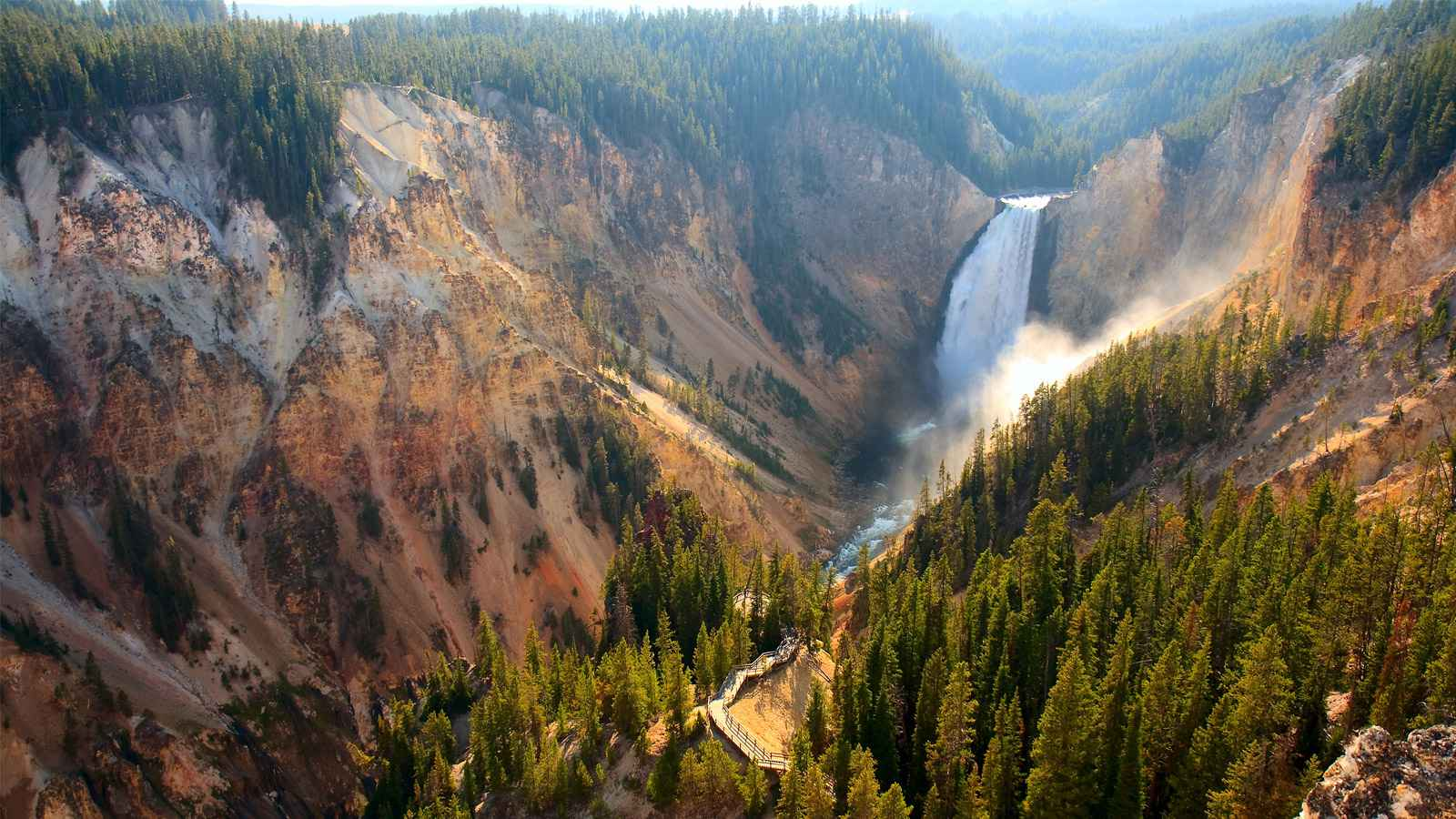 Tour Yellowstone With Ease